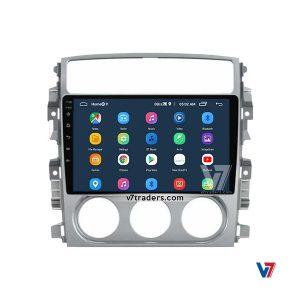 Suzuki Liana 2007-13 10 inch Android Navigation 12