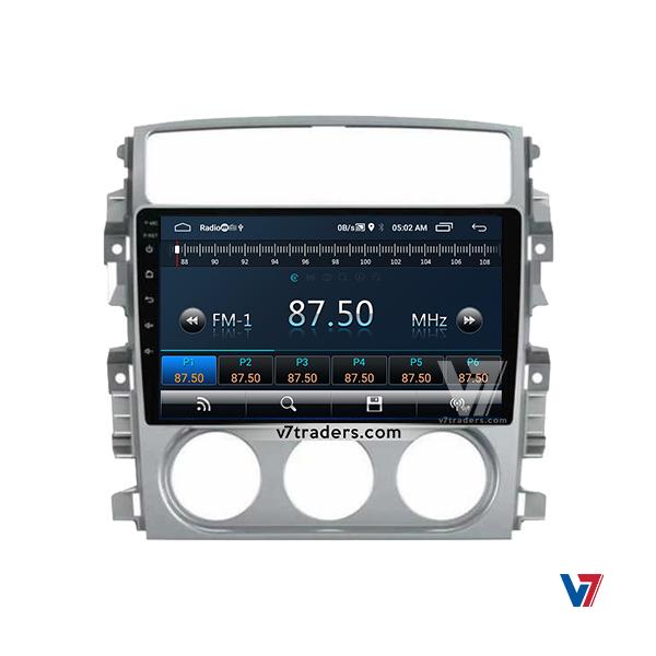 Suzuki Liana 2007-13 10 inch Android Navigation 4
