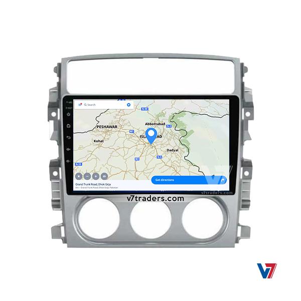 Suzuki Liana 2007-13 10 inch Android Navigation 5