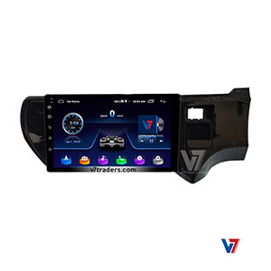 "Toyota Aqua Android Navigation 10/11"" Screen 1"