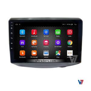 Vitz 1999-2005 9 inch Android Navigation 12
