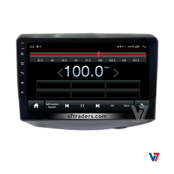 Vitz 1999-2005 9 inch Android Navigation 3