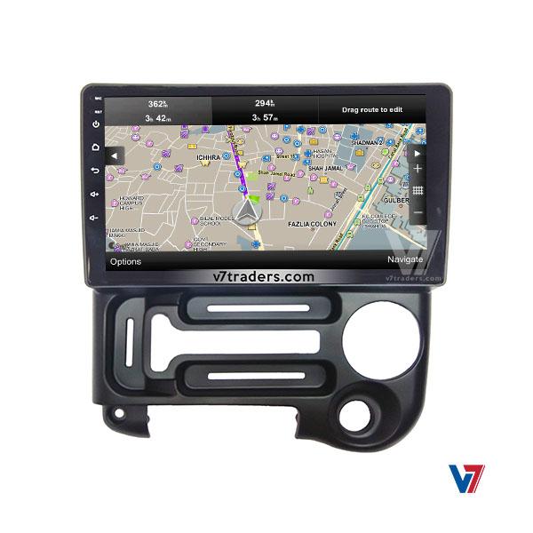 Hyundai Santro 9 inch Android Navigation 6