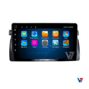 BMW E46 Android Navigation 16