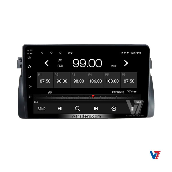 BMW E46 Android Navigation 5