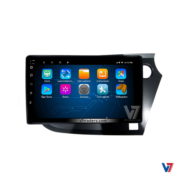 Honda Insight Android Navigation 4
