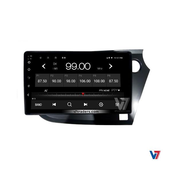 Honda Insight Android Navigation 6