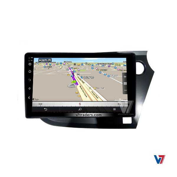 Honda Insight Android Navigation 7