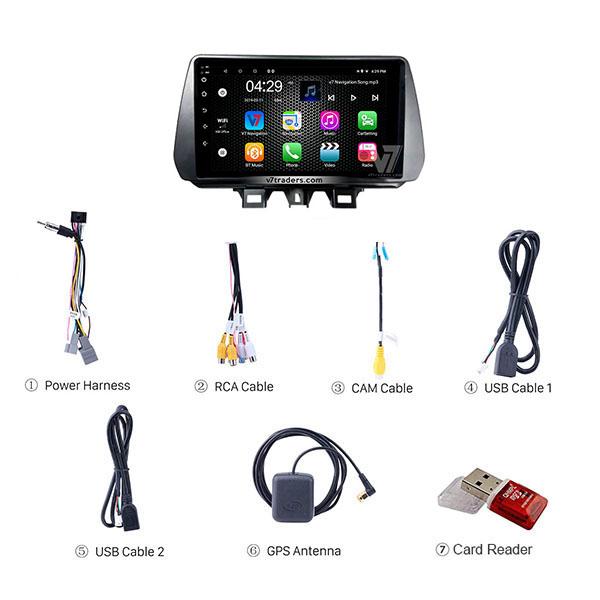 Hyundai Tucson Android Navigation 3