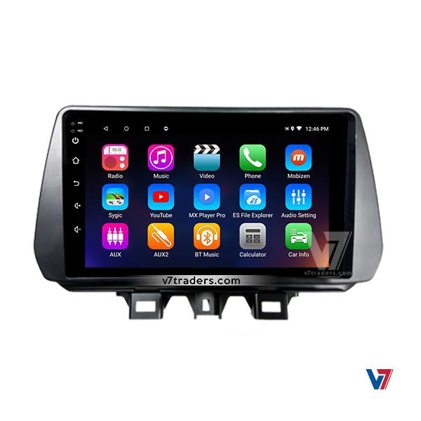 Hyundai Tucson Android Navigation 7