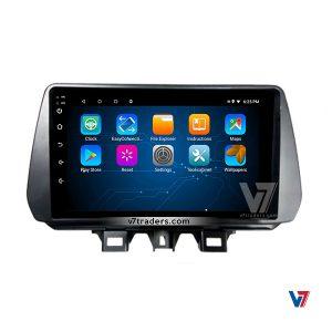 Hyundai Tucson Android Navigation 16