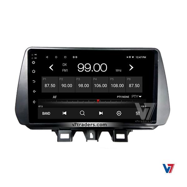 Hyundai Tucson Android Navigation 6