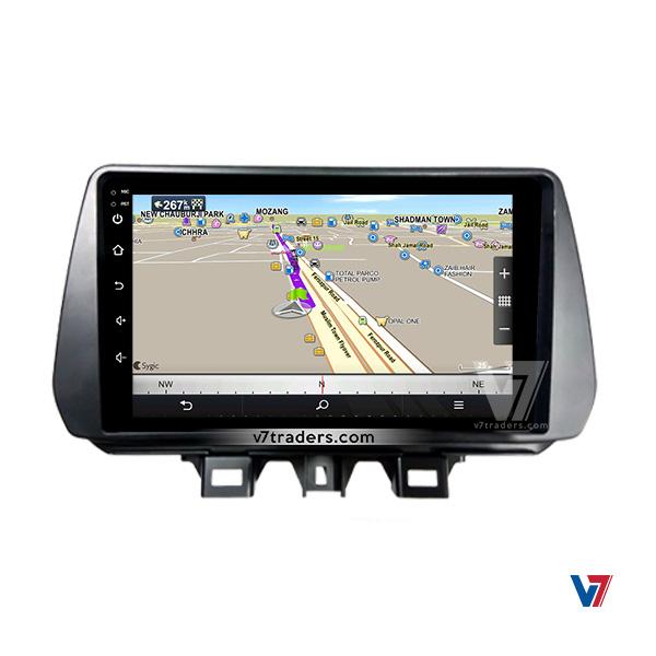 Hyundai Tucson Android Navigation 4