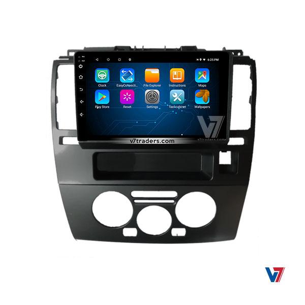 Nissan Tiida Android Navigation 6