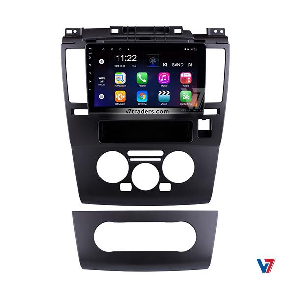 Nissan Tiida Android Navigation 3