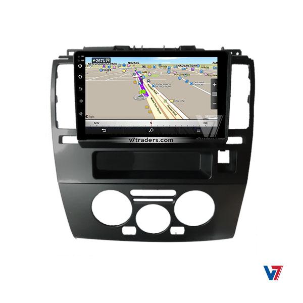 Nissan Tiida Android Navigation 9