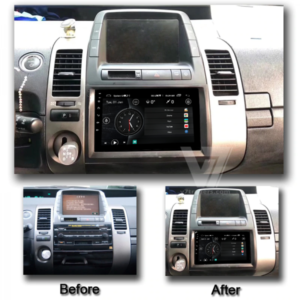 Toyota Prius 2003-09 Android Navigation 2