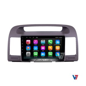 Toyota Camry 2002-06 Android Navigation 16