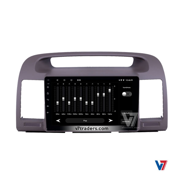 Toyota Camry 2002-06 Android Navigation 6