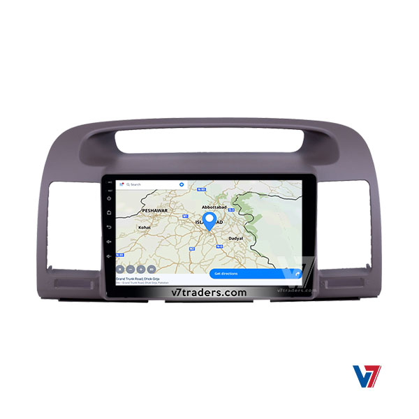 Toyota Camry 2002-06 Android Navigation 4