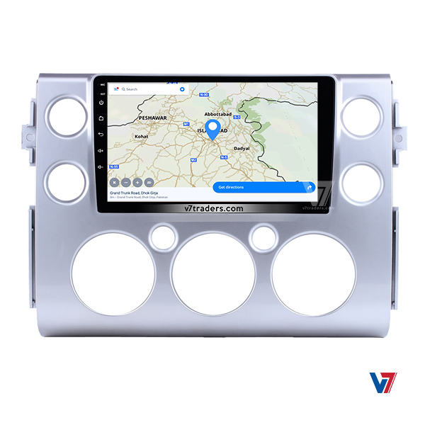 Toyota FJ Cruiser Android Navigation 6