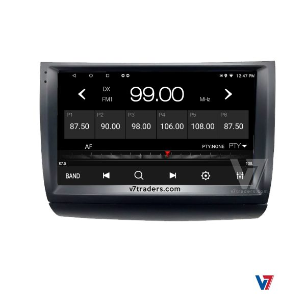 Toyota Prius 2003-09 Android Navigation 6