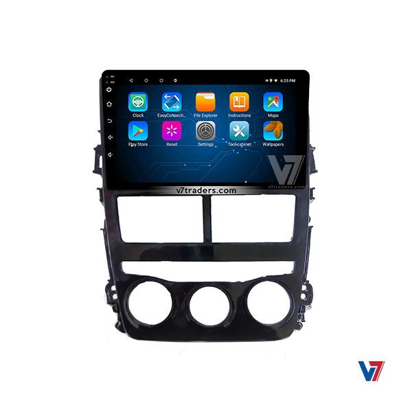 "Toyota Yaris Android Navigation 10/11"" Screen 7"