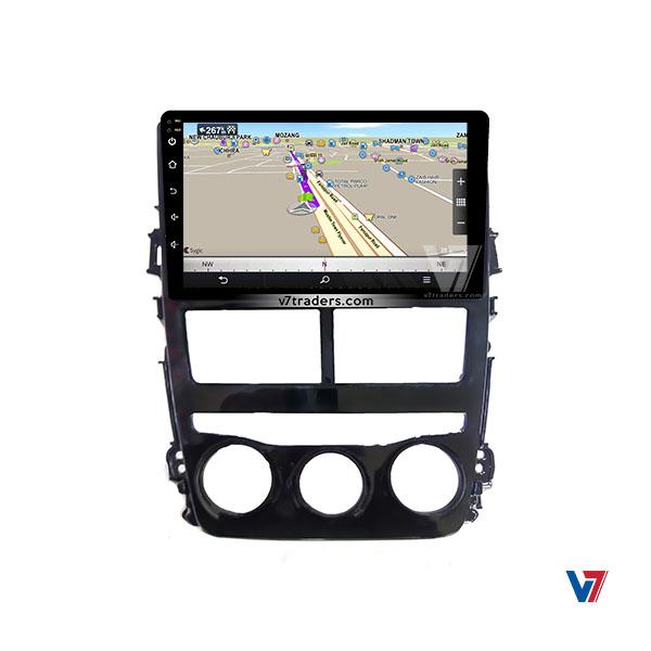 "Toyota Yaris Android Navigation 10/11"" Screen 4"