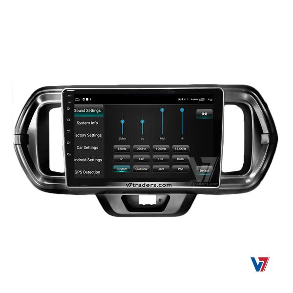 Toyota Passo 2017-20 10 inch Navigation 3