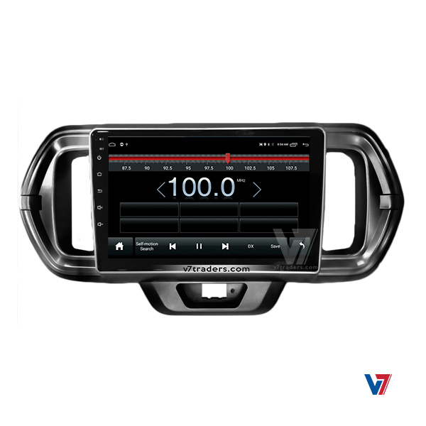 Toyota Passo 2017-20 10 inch Navigation 4