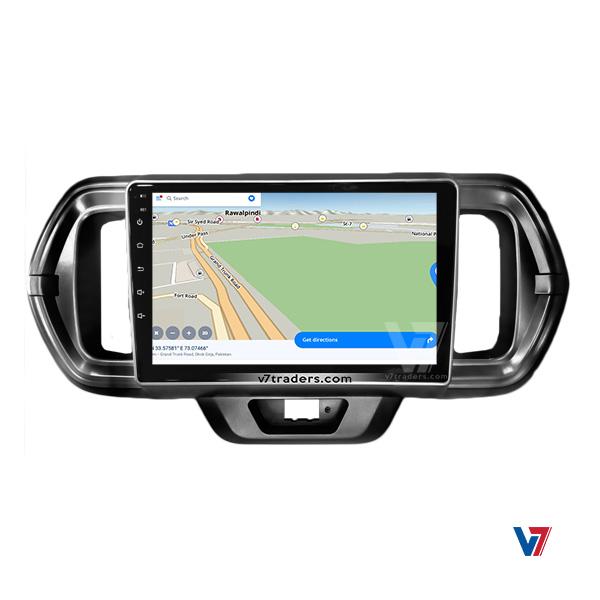 Toyota Passo 2017-20 10 inch Navigation 5