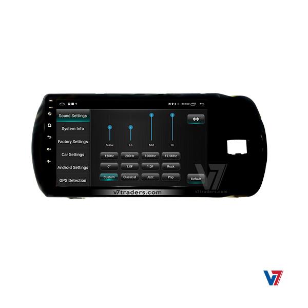 Toyota Vitz 2017-21 Android Navigation 4