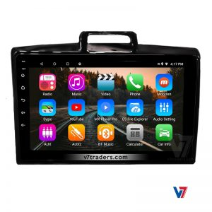 Toyota Axio Fielder Android Navigation Panel 14