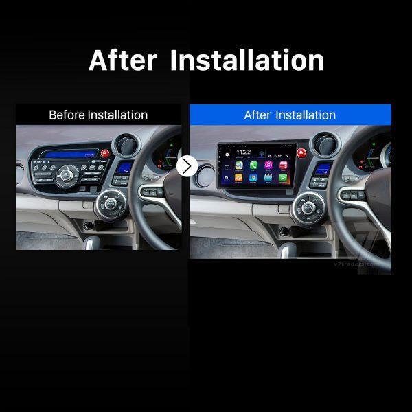 Honda Insight Android Navigation 2