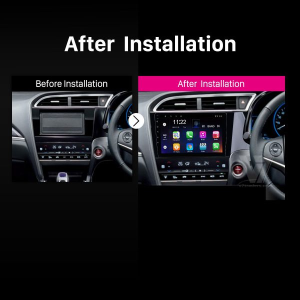 Honda Fit Shuttle Android Navigation 2