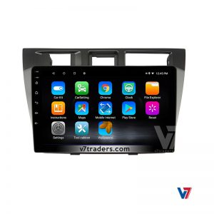 Toyota Mark II Android Navigation Panel 16