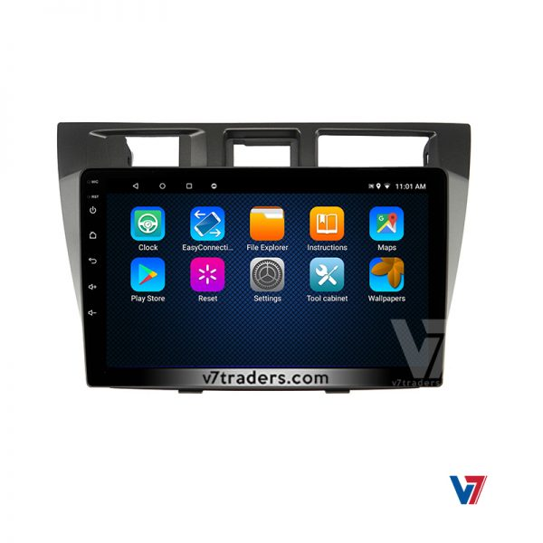 Toyota Mark II Android Navigation Panel 4