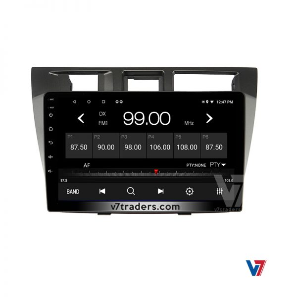 Toyota Mark II Android Navigation Panel 6