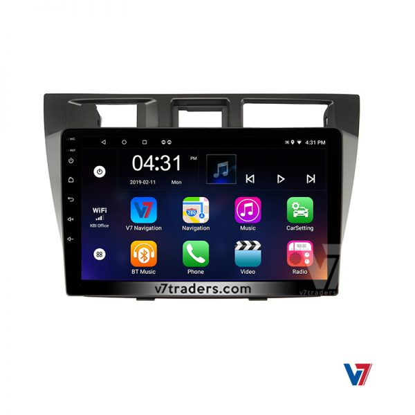 Toyota Mark II Android Navigation Panel 1