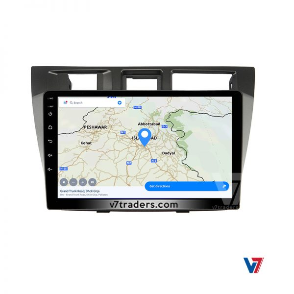 Toyota Mark II Android Navigation Panel 7